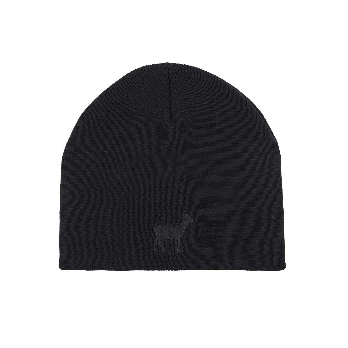 Unisex Logo-Embroidered Beanie