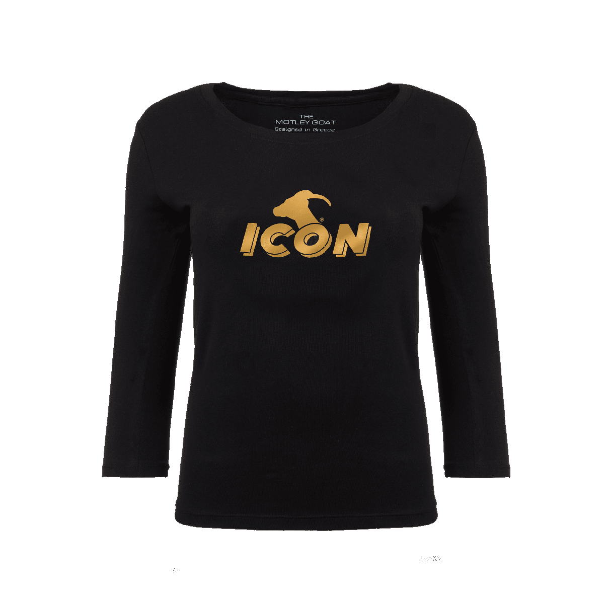 Women's 3/4 Sleeve Stretch T-Shirt