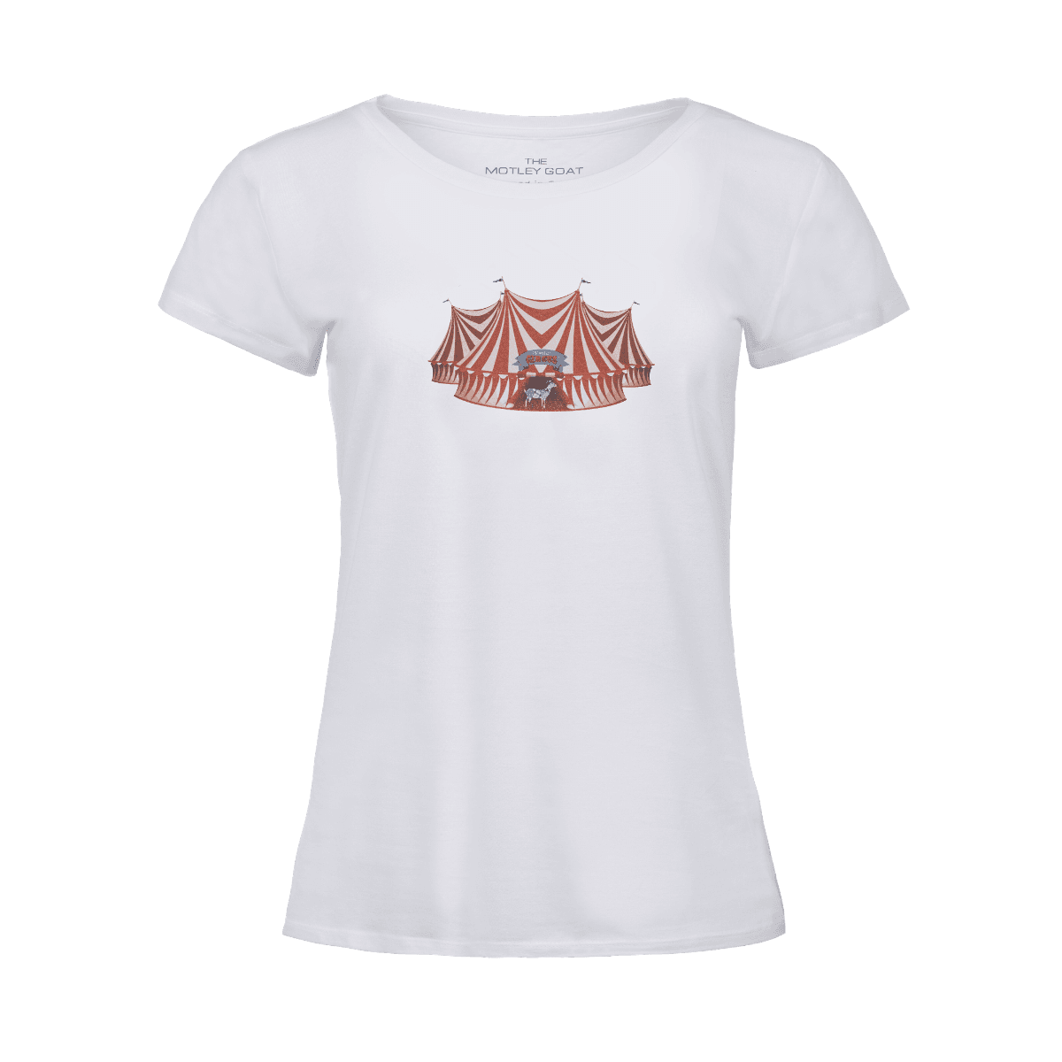 Women's Fitted Cut Jersey T-Shirt